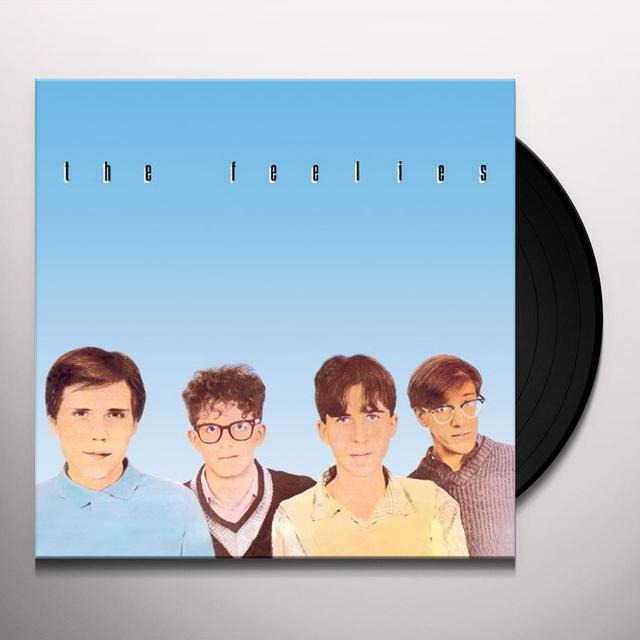The Feelies CRAZY RHYTHMS Vinyl Record