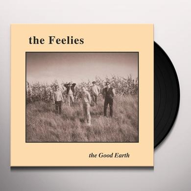 The Feelies GOOD EARTH Vinyl Record - Digital Download Included