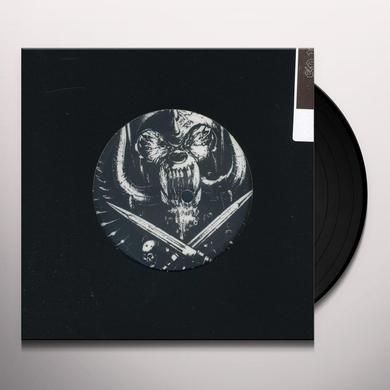 Motorhead BASTARDS Vinyl Record - Reissue