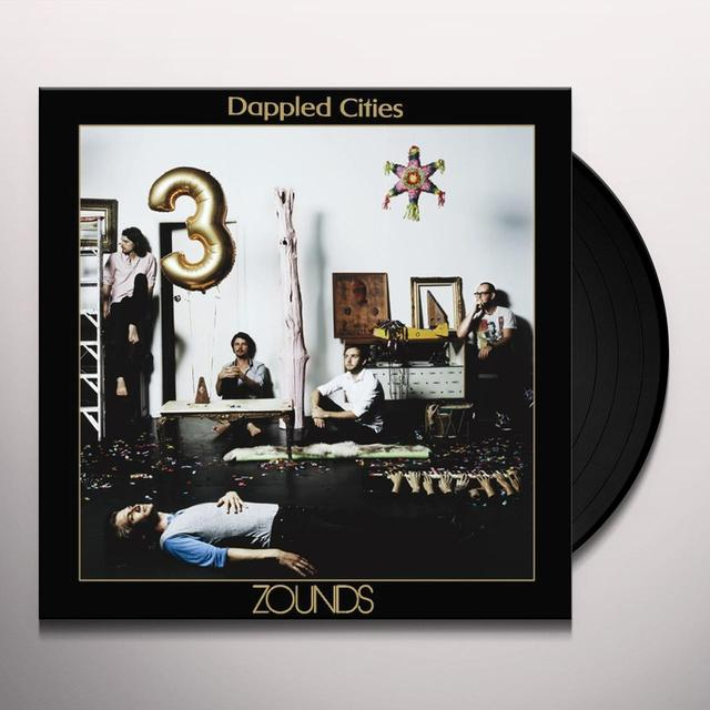 Dappled Cities ZOUNDS Vinyl Record