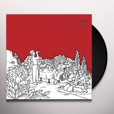 Chet CHELSEA SILVER PLEASE COME HOME Vinyl Record