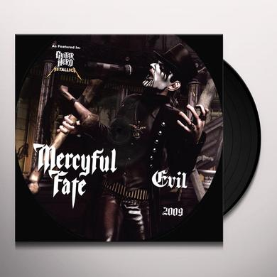 Mercyful Fate EVIL / CURSE OF THE PHAROAHS Vinyl Record - Picture Disc
