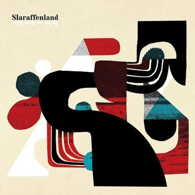 Slaraffenland WE'RE ON YOUR SIDE Vinyl Record