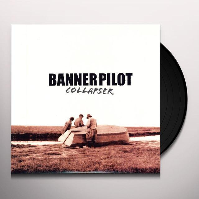 Banner Pilot COLLAPSER Vinyl Record