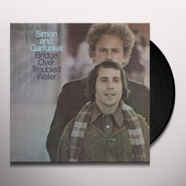 Simon & Garfunkel BRIDGE OVER TROUBLED WATER Vinyl Record