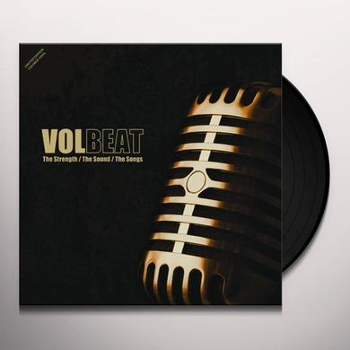 Volbeat STRENGTH THE SOUND THE SONGS Vinyl Record - Limited Edition