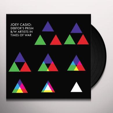 Joey Casio DEBTORS PRISM / ARTISTS IN TIMES OF WAR Vinyl Record