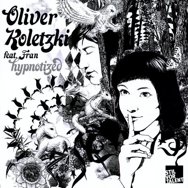 Oliver Koletzki HYPNOTIZED Vinyl Record