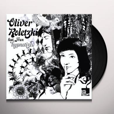 Oliver Koletzki HYPNOTIZED (EP) Vinyl Record