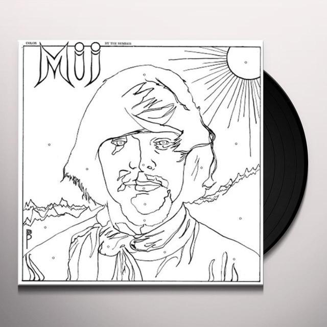 Mij YODELING ASTROLOGER Vinyl Record