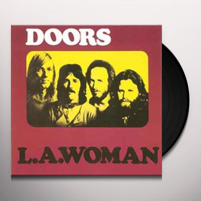 The Doors LA WOMAN Vinyl Record - 180 Gram Pressing, Reissue