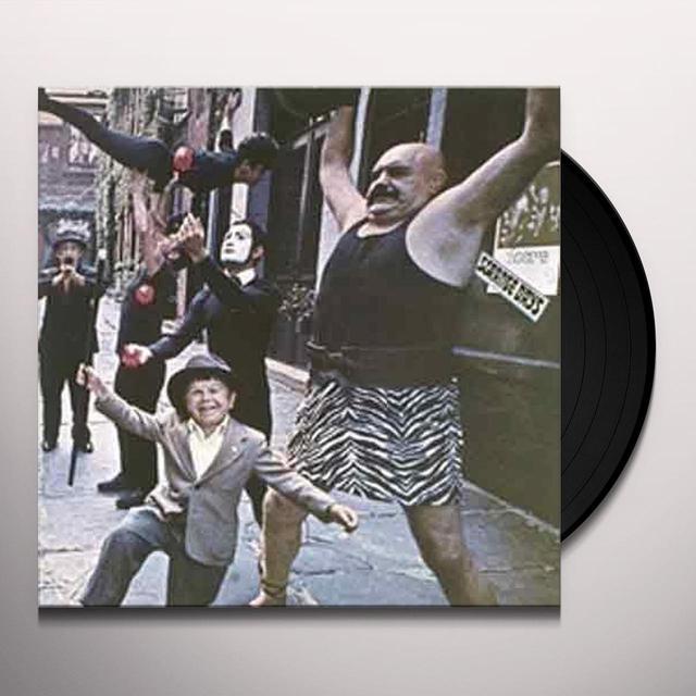 The Doors STRANGE DAYS Vinyl Record - 180 Gram Pressing, Reissue