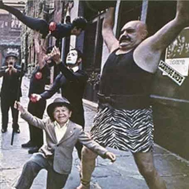 The Doors STRANGE DAYS Vinyl Record
