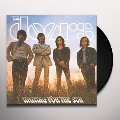 The Doors WAITING FOR THE SUN Vinyl Record - 180 Gram Pressing, Reissue