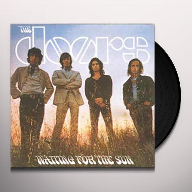 The Doors WAITING FOR THE SUN Vinyl Record - 180 Gram Pressing, Reissue