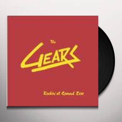 Gears ROCKIN AT GROUND ZERO Vinyl Record - Limited Edition, Remastered