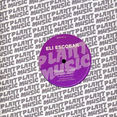 Eli Escobar GLASS HOUSE Vinyl Record