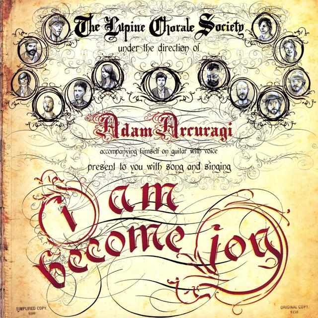 Adam Arcuragi I AM BECOME JOY Vinyl Record