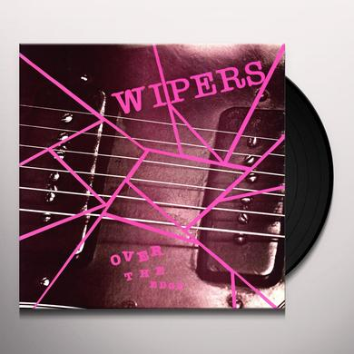 Wipers OVER THE EDGE Vinyl Record - Reissue