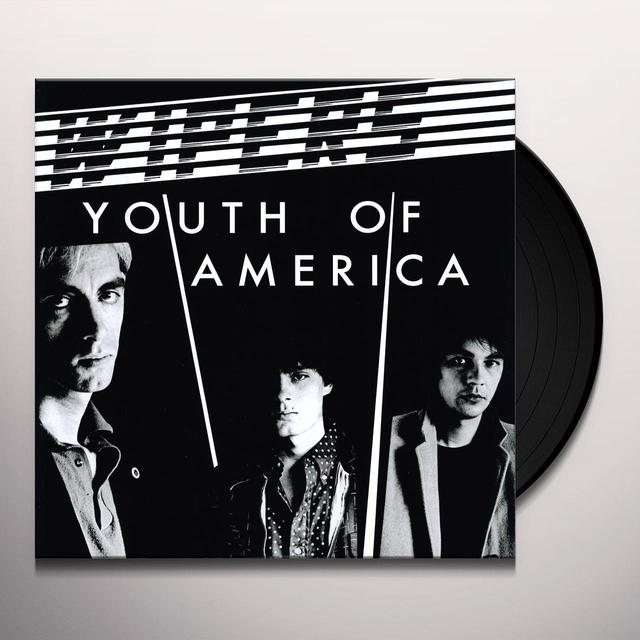Wipers YOUTH OF AMERICA Vinyl Record
