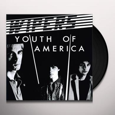 Wipers YOUTH OF AMERICA Vinyl Record - Reissue