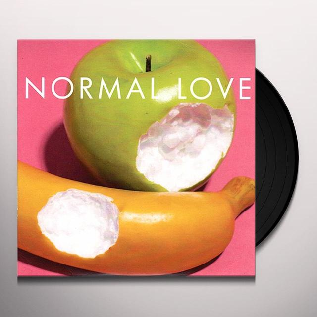 Normal Love PEEL Vinyl Record
