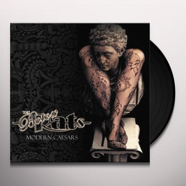 Botox Rats MODEM CAESARS Vinyl Record
