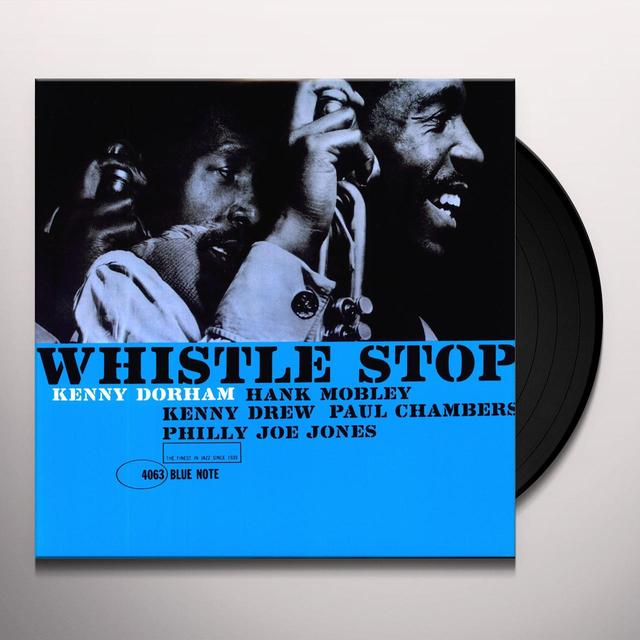 Kenny Dorham WHISTLE STOP Vinyl Record - 200 Gram Edition