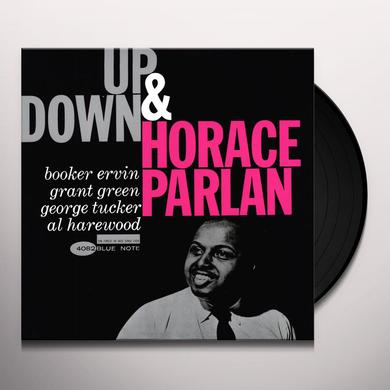 Horace Parlan UP & DOWN Vinyl Record - 200 Gram Edition