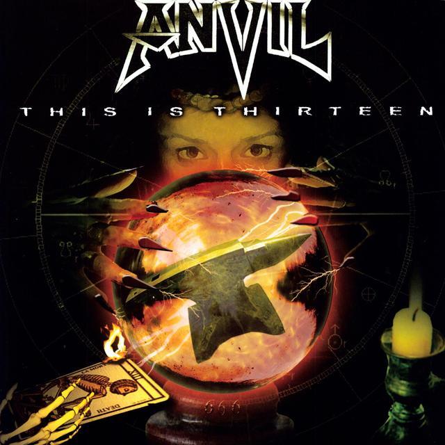 Anvil THIS IS THIRTEEN (BONUS TRACKS) Vinyl Record