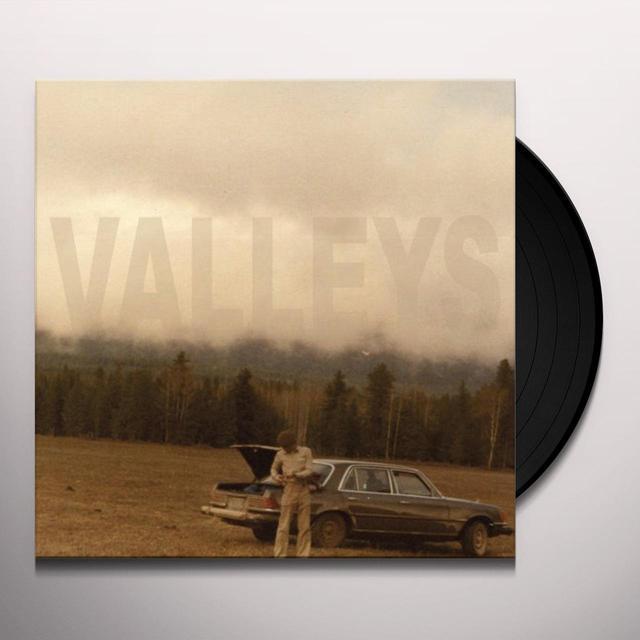 Valleys SOMETIMES WATER KILLS PEOPLE Vinyl Record