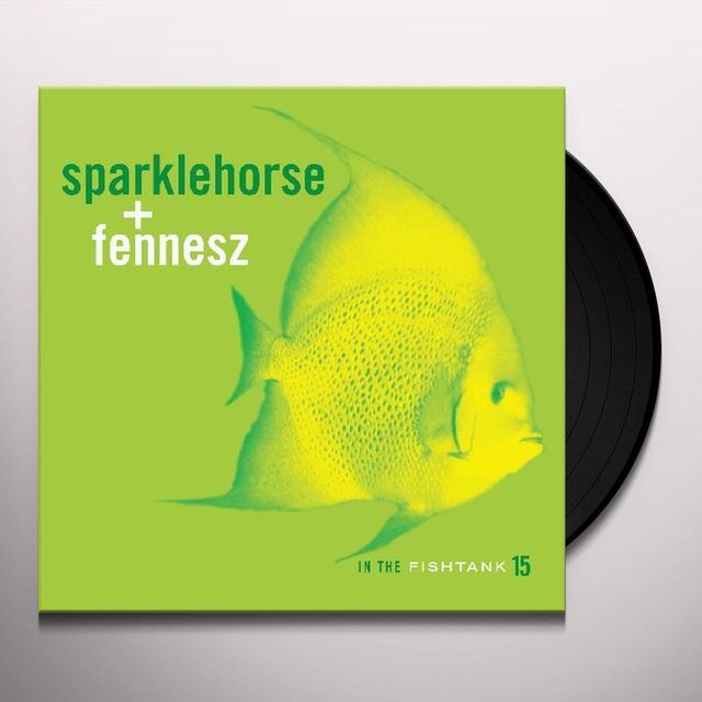 Sparklehorse / Fennesz IN THE FISHTANK Vinyl Record