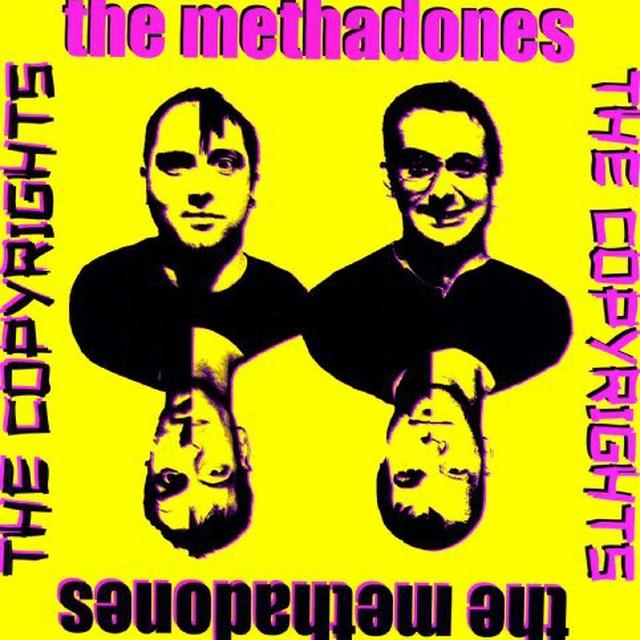 Copyrights / Methadones SPLIT Vinyl Record