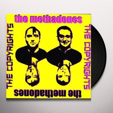 Copyrights / Methadones SPLIT Vinyl Record