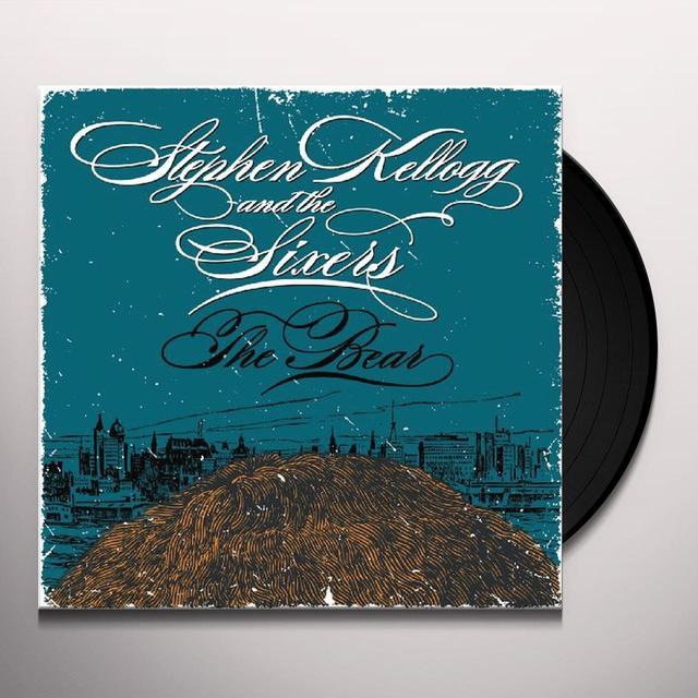 Stephen Kellogg & Sixers BEAR Vinyl Record