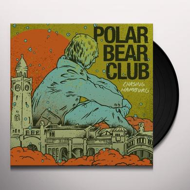 Polar Bear Club CHASING HAMBURG Vinyl Record