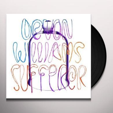 Devon Williams SUFFERER Vinyl Record