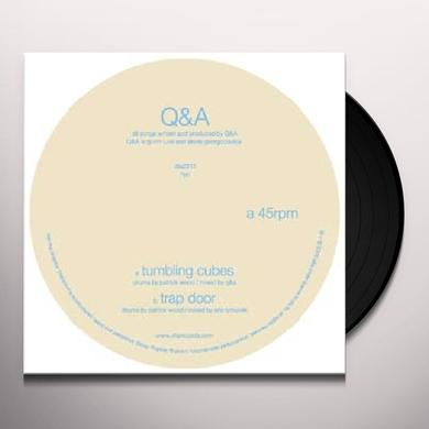 Q & A TUMBLING CUBES Vinyl Record