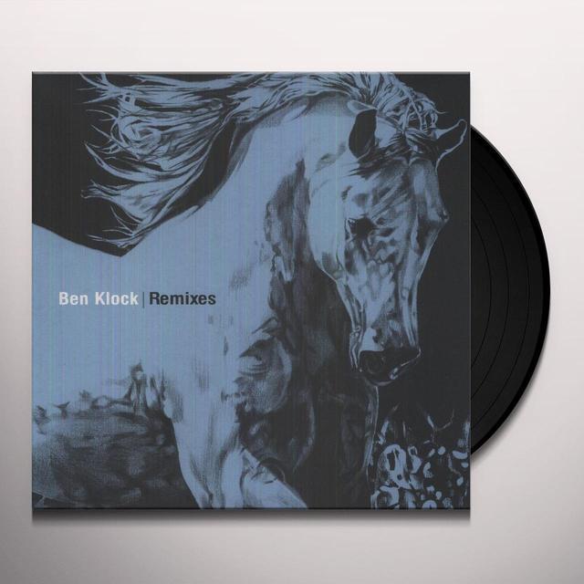 Ben Klock REMIXES (EP) Vinyl Record