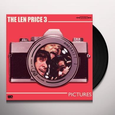 Len Price 3 PICTURES Vinyl Record - w/CD