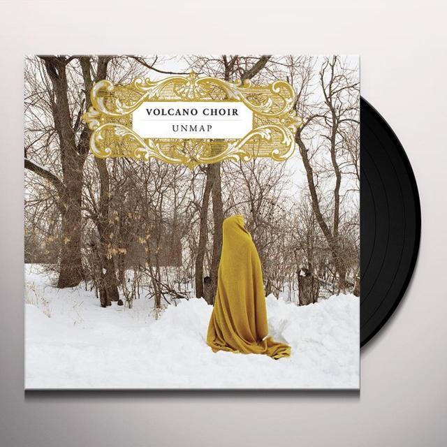 Volcano Choir UNMAP Vinyl Record
