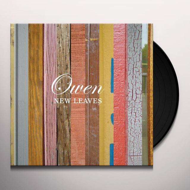 Owen NEW LEAVES Vinyl Record - 180 Gram Pressing