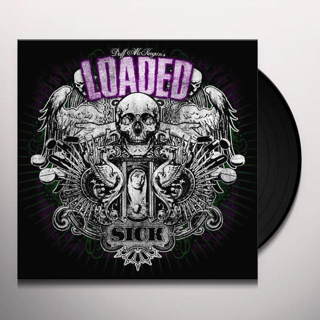 Duff Mckagan SICK (BONUS TRACKS) Vinyl Record - Remastered