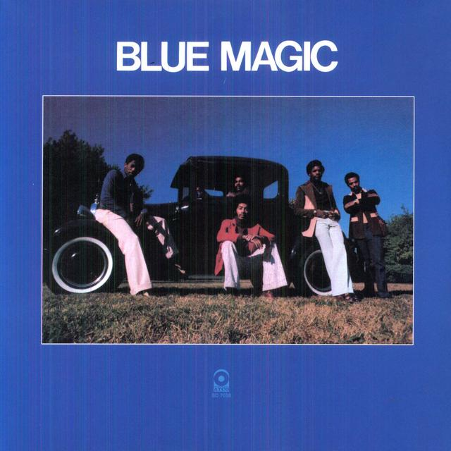 BLUE MAGIC Vinyl Record