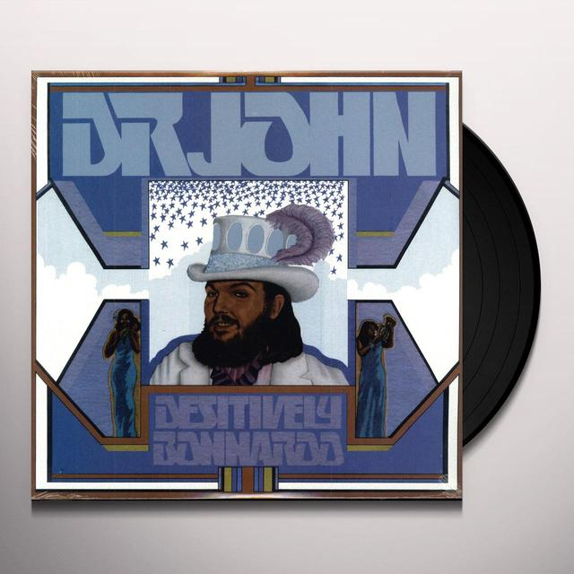 Dr. John DESITIVELY BONNAROO Vinyl Record