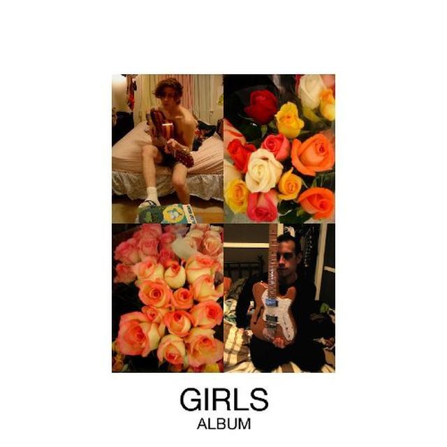 Girls ALBUM Vinyl Record