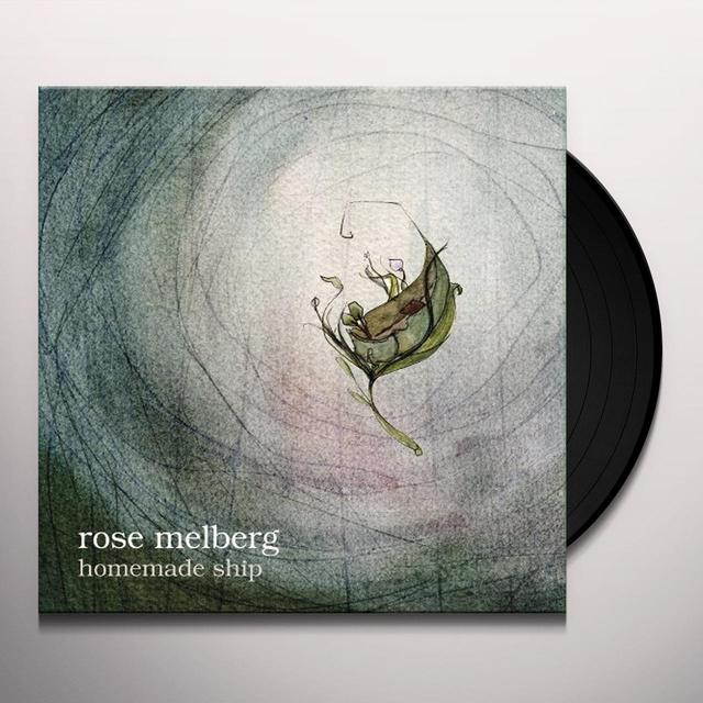 Rose Melberg HOMEMADE SHIP (Vinyl)