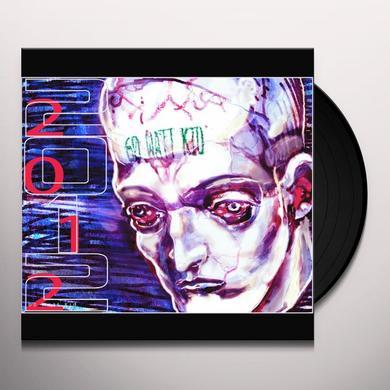 60 Watt Kid / Foot Village 2012 / KIM III (SPLIT) Vinyl Record