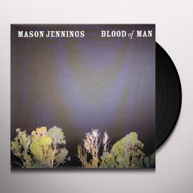 Mason Jennings BLOOD OF MAN Vinyl Record