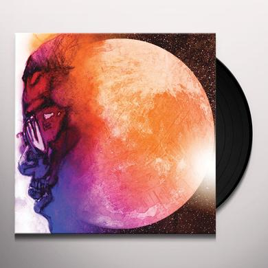 Kid Cudi MAN ON THE MOON: THE END OF DAY Vinyl Record